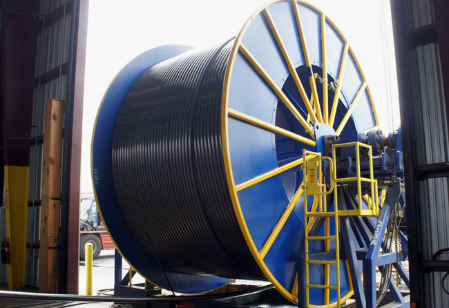 Coiled tubing, current advanced operation technology in OCTG tubing