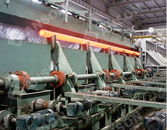 Heavy weight drill pipe machines