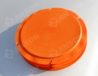 Protection cap of tubing and casing